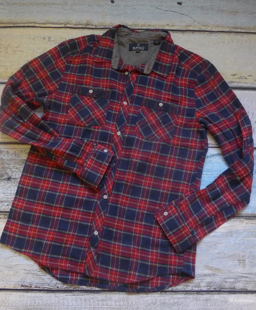 Рубашка Buffalo David Bitton, 50-52 размер
