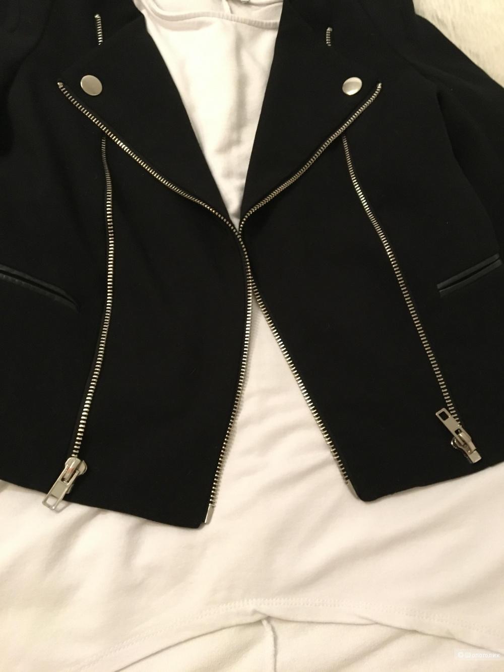 Комплект из пиджака-куртки Pimkie, размер 42+Туника My style,размер S