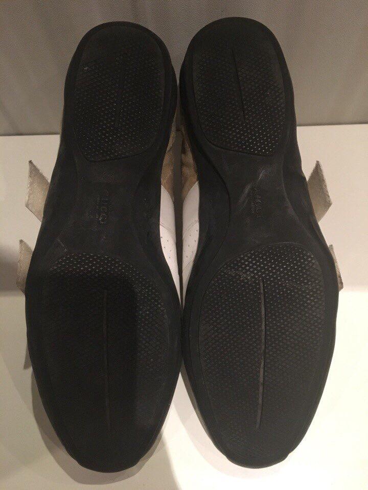 Кроссовки кеды Gucci 38 размер