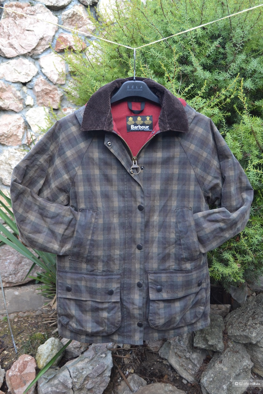 Куртка Barbour Bedale Waxed Winter. Размер 12UK