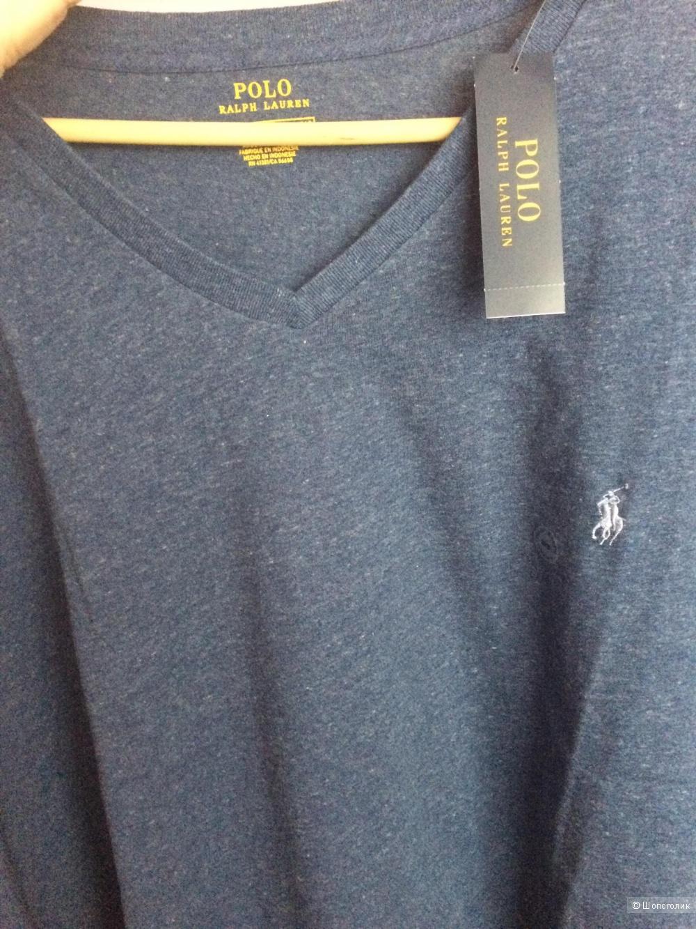 Мужская футболка Ralph Lauren 4 x big