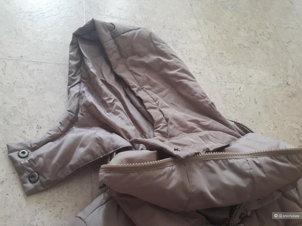 Пальто пуховое fontana 2.0 размер 42 -44
