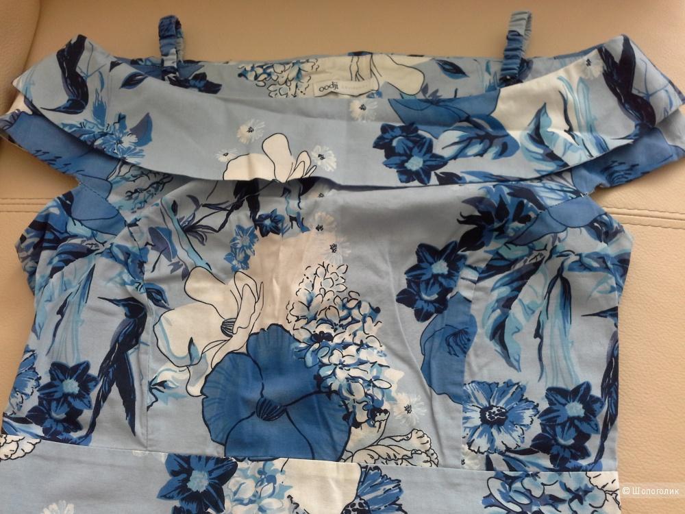Платье Oodji, размер 38, рост 170
