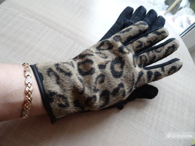 Перчатки, размер 7,5