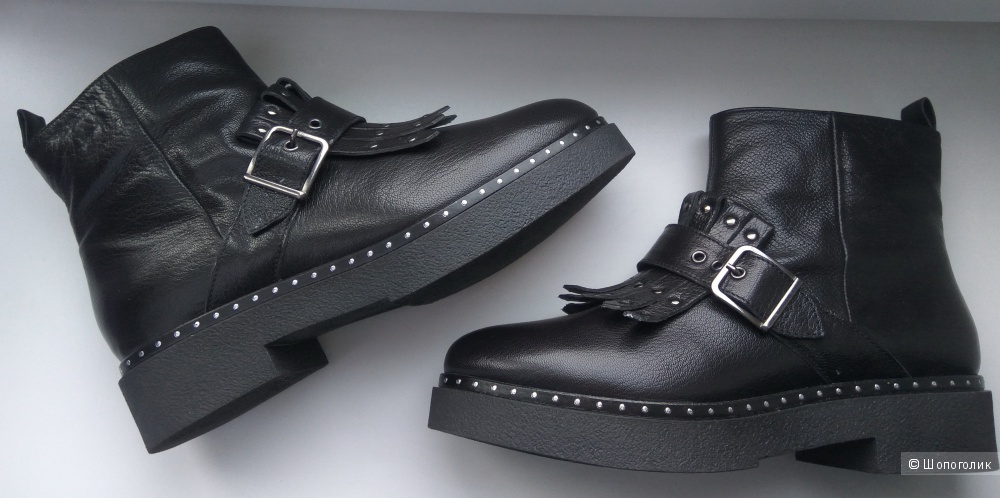 Ботинки Tamaris, р. 38-39 (на стопу 250мм)