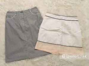 Комплект: юбка Kookai, размер 44+юбка Gerry Weber, размер 42-44