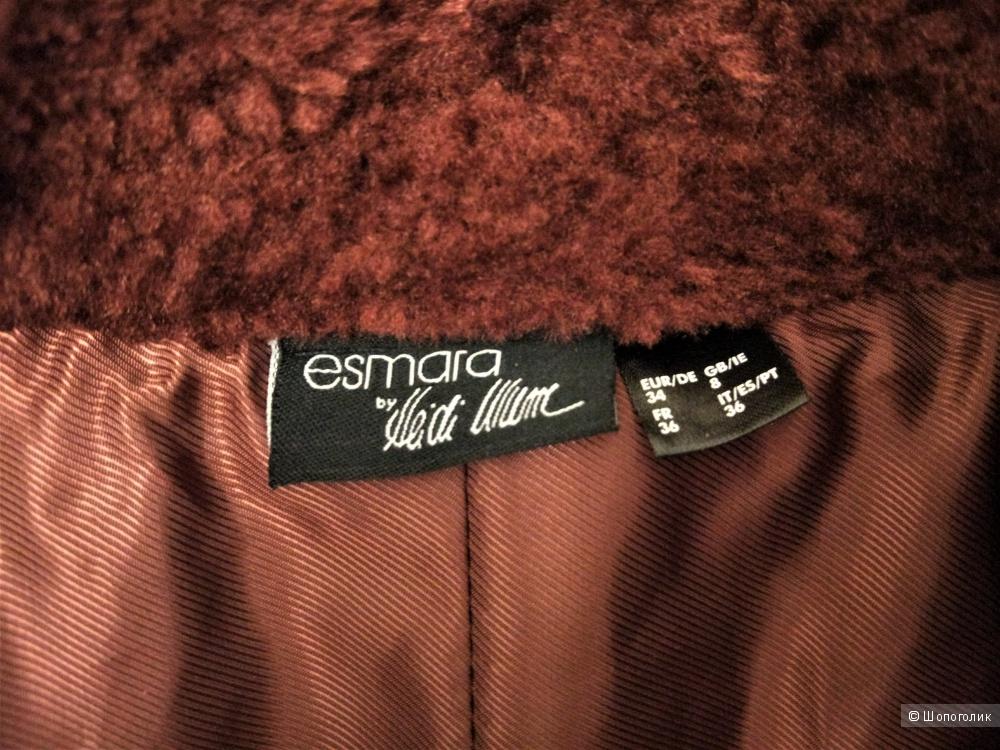 Искусственная шуба Esmara размера XS-M