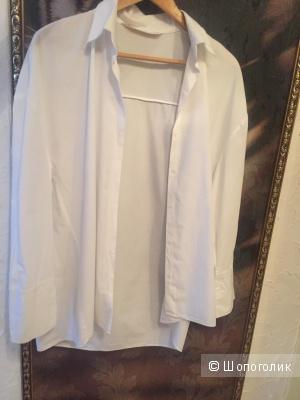 Рубашка Zara, 42-44 размер