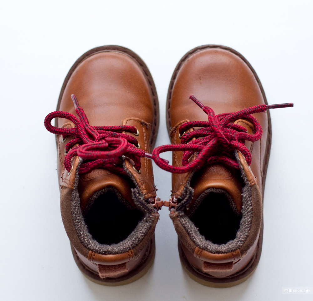 Ботинки ZARA 21 р-р