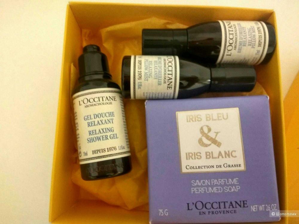 Набор средств Loccitane