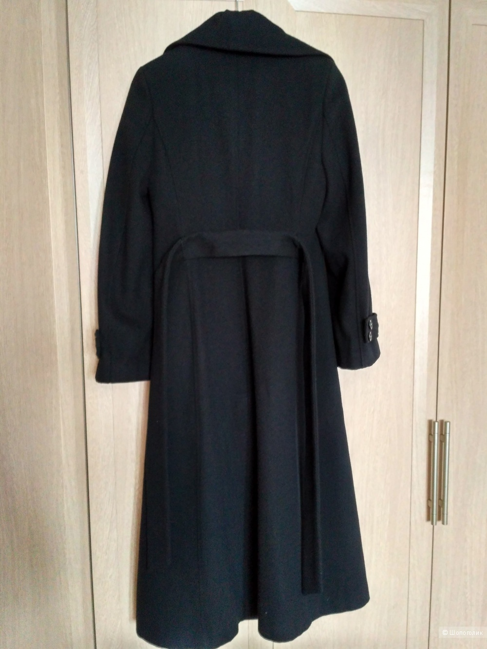 Шерстяное пальто Hennes, D34