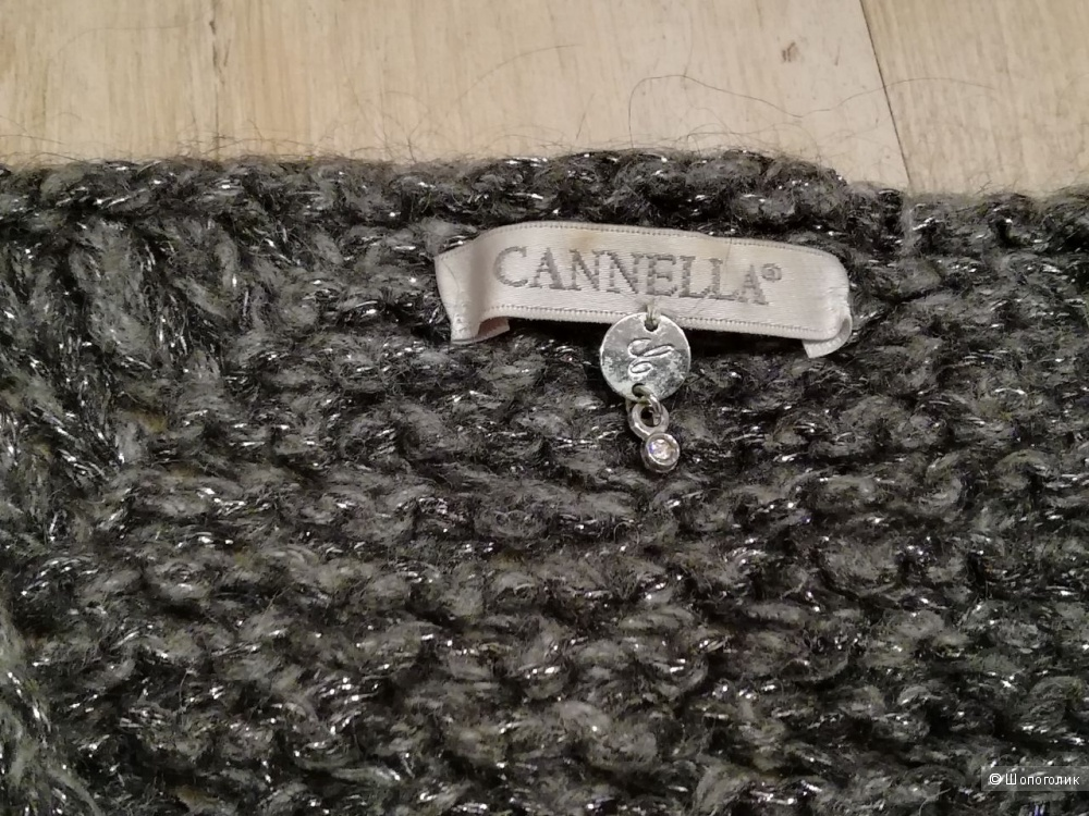 Шерстяная кофта Canella, freesize