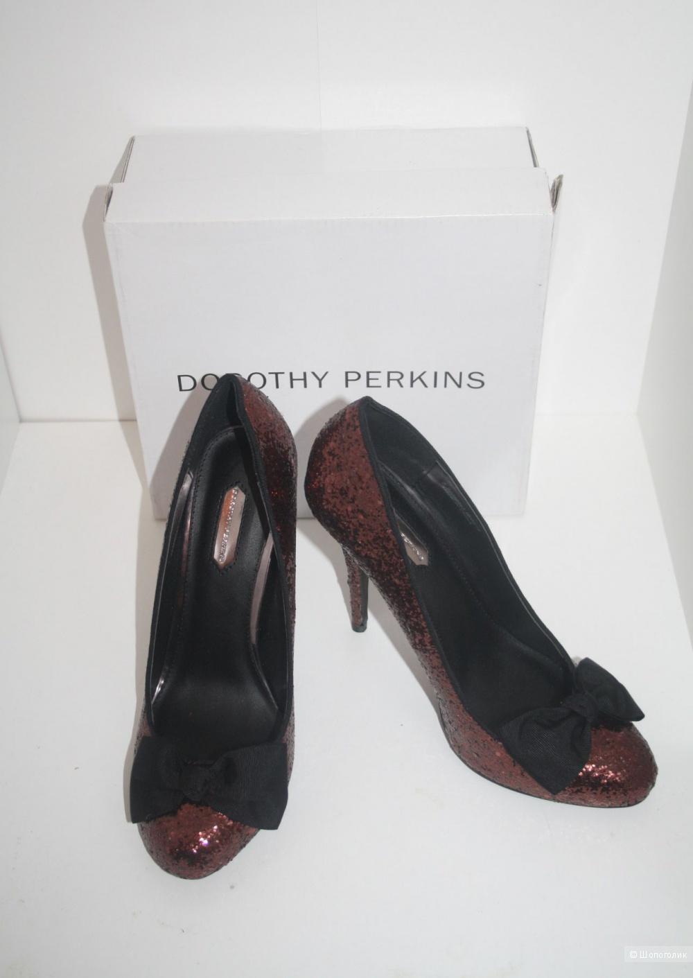 Туфли Dorothy Perkins 39 -  40 размер 7 UK