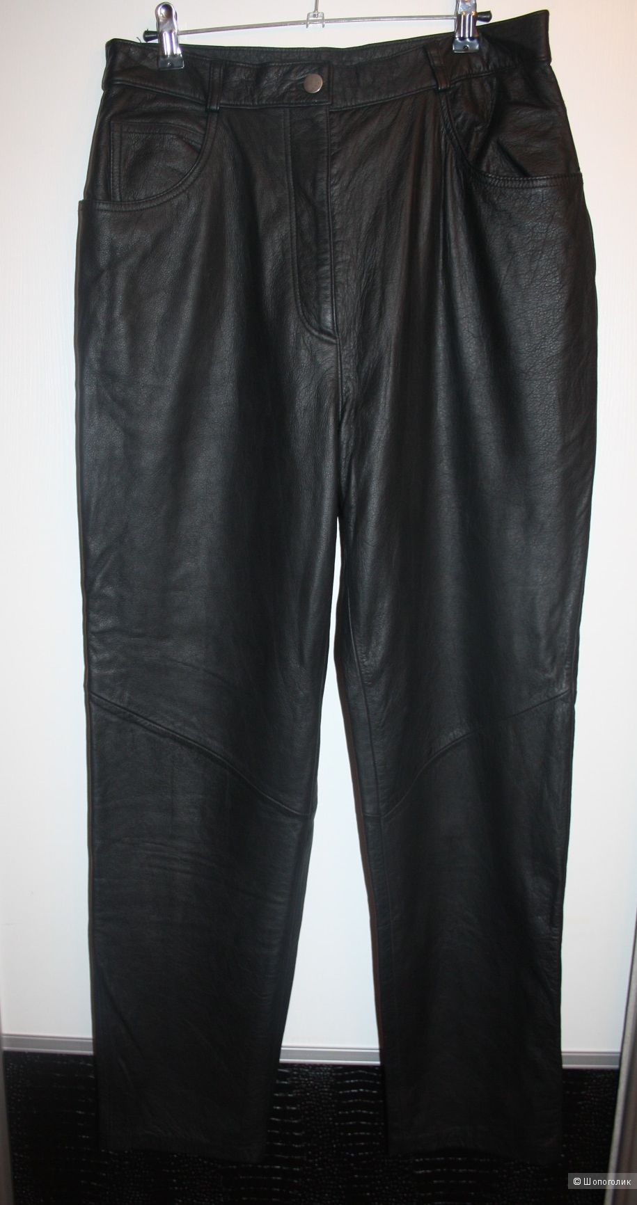 Кожаные брюки Spiegel 48 размер US12
