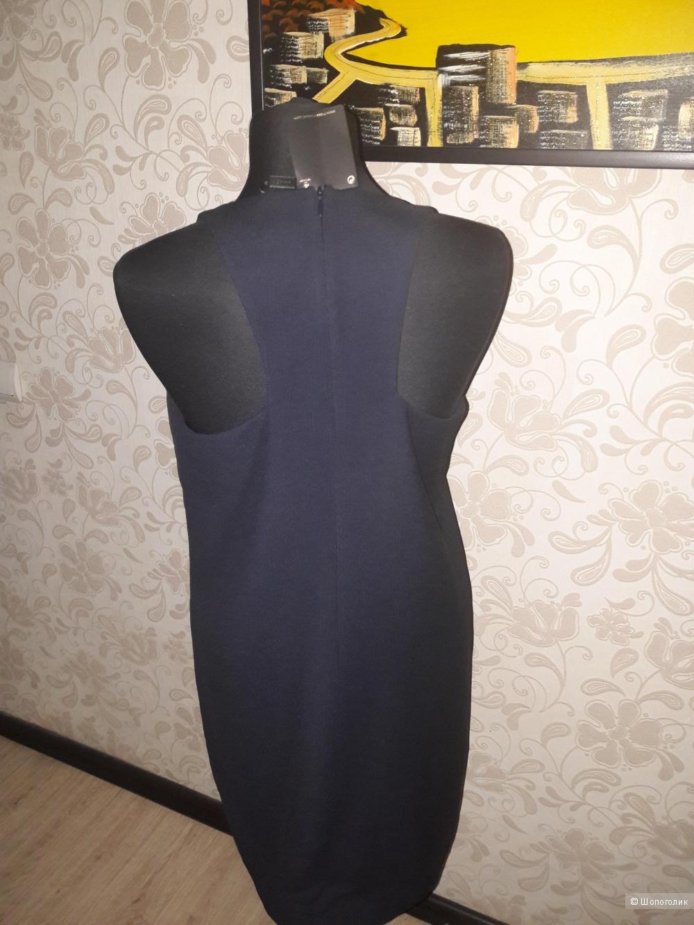 Massimo Dutti: классическое платье, 40 евро