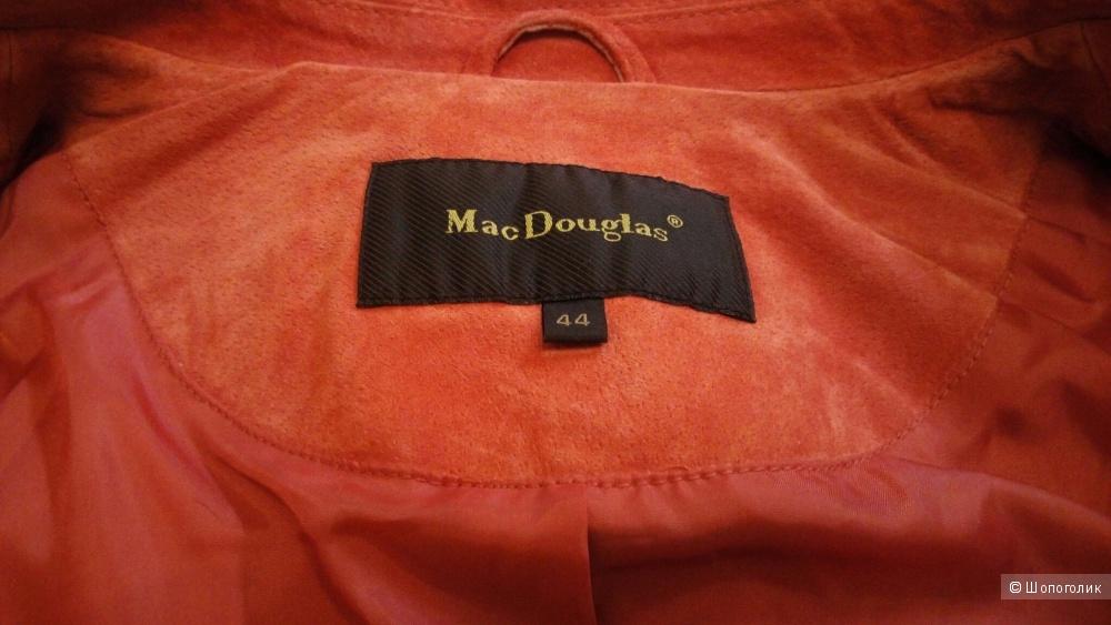 Замшевая куртка Mac Douglas,р. на 48-50 рус.