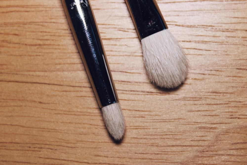 Кисти для макияжа Sigma E25 + E30 (сет из двух штук), full size