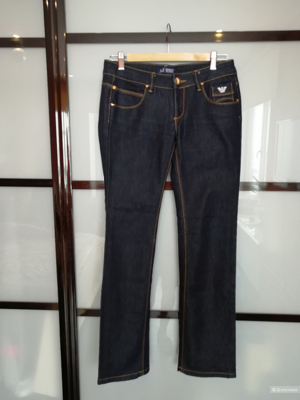Armani jeans джинсы 42-44