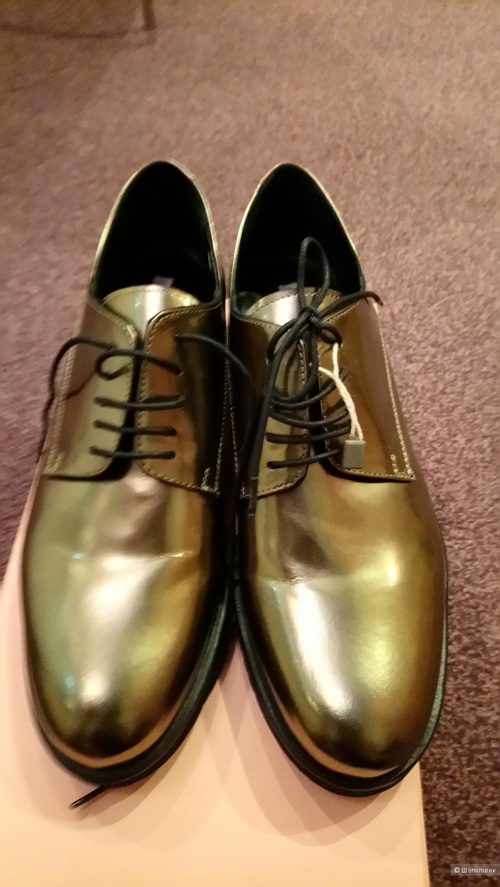 Обувь на шнуровке (оксфорды) RÊVE D'UN JOUR размер 38 европейский