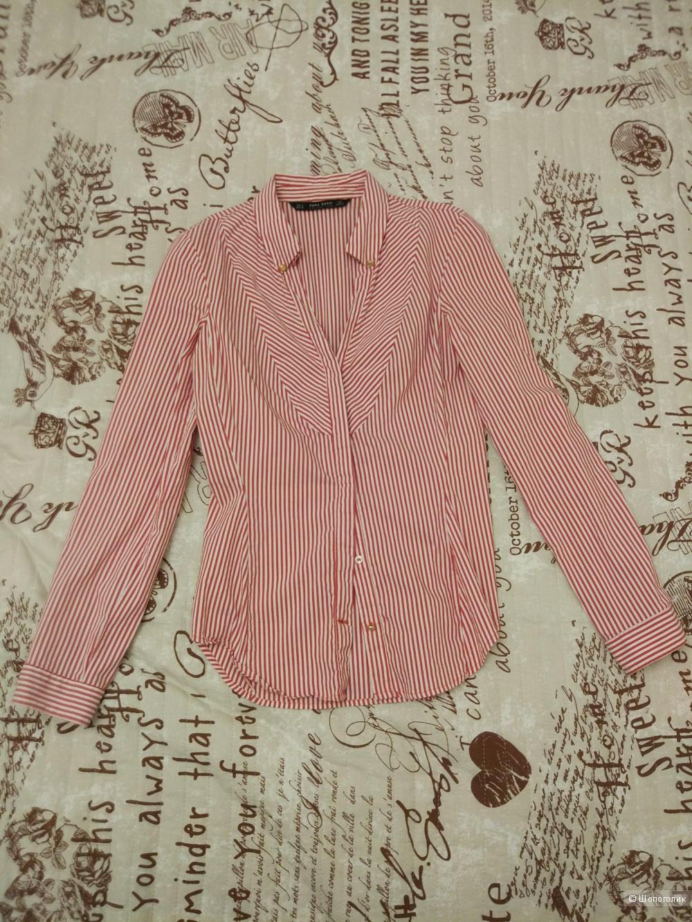Рубашка ZARA XS-S