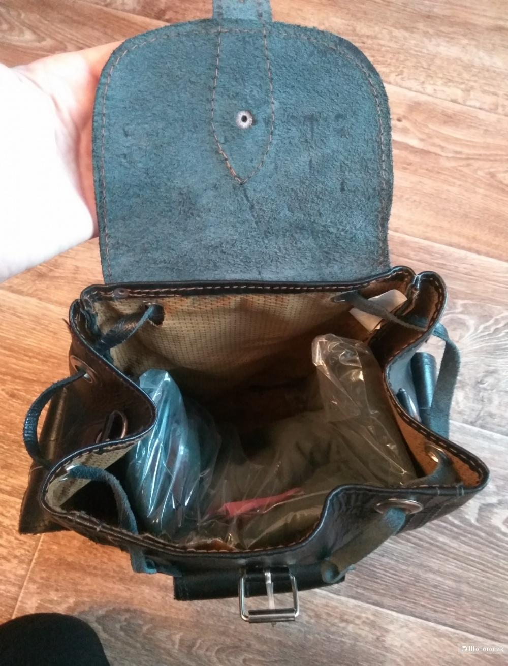 Кожаный рюкзак, Египет