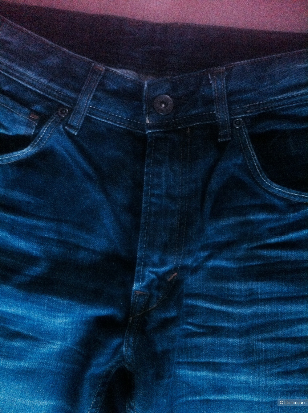 Джинсы H&M &Denim, 42-44 размер