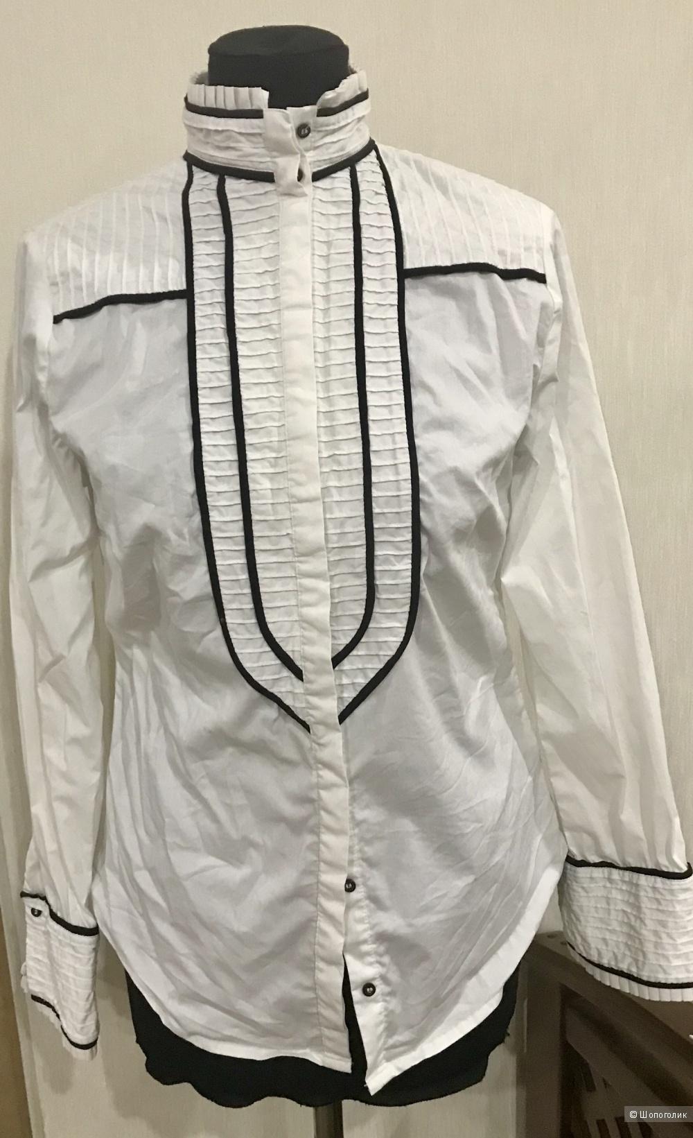 Базовая блузка Zara р. 42