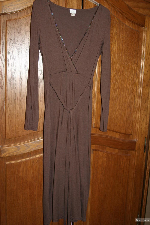 Трикотажное платье Alba Moda р. 42-44