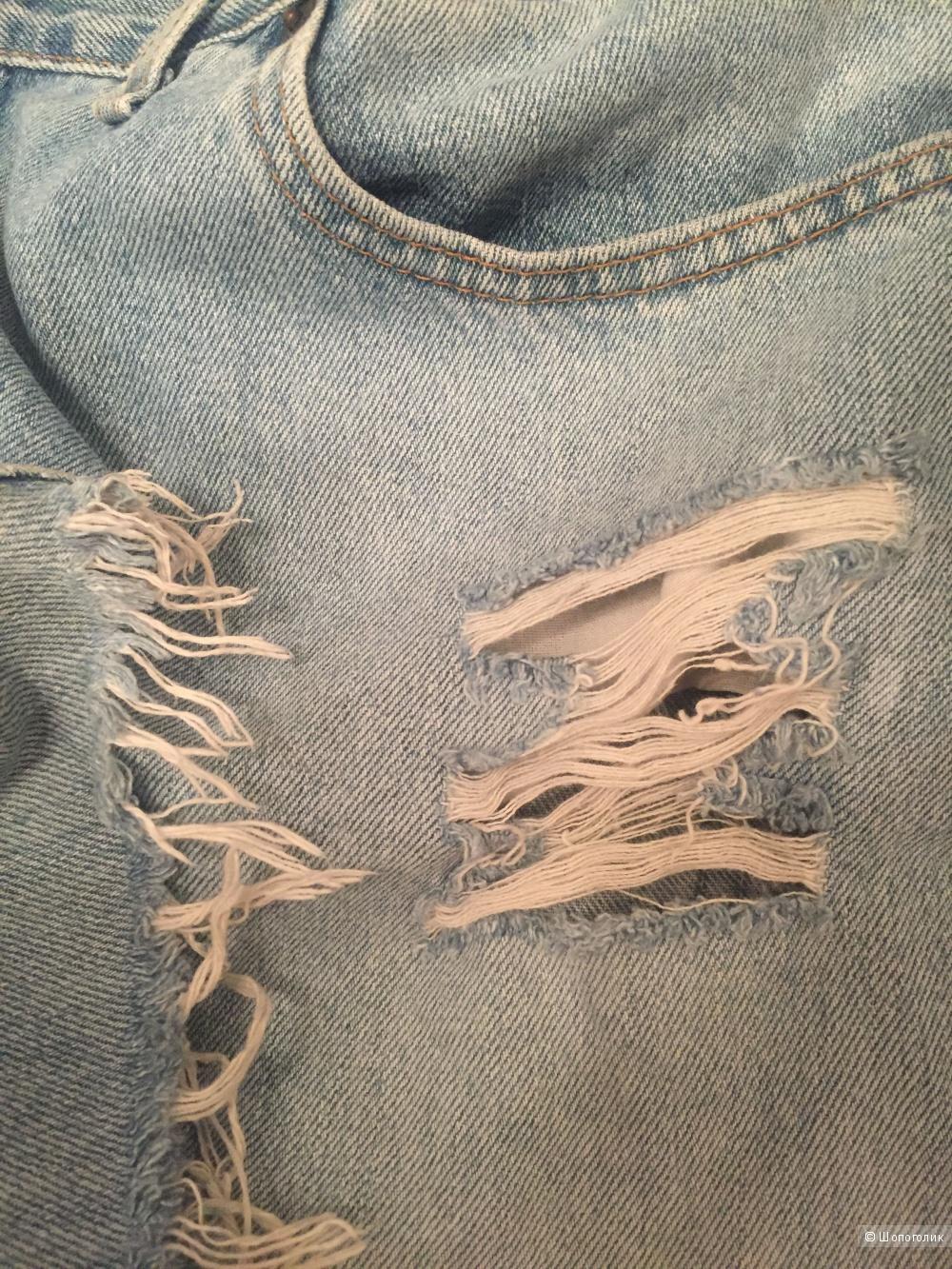 Джинсовые шорты Levis  50 - 52 размер XL