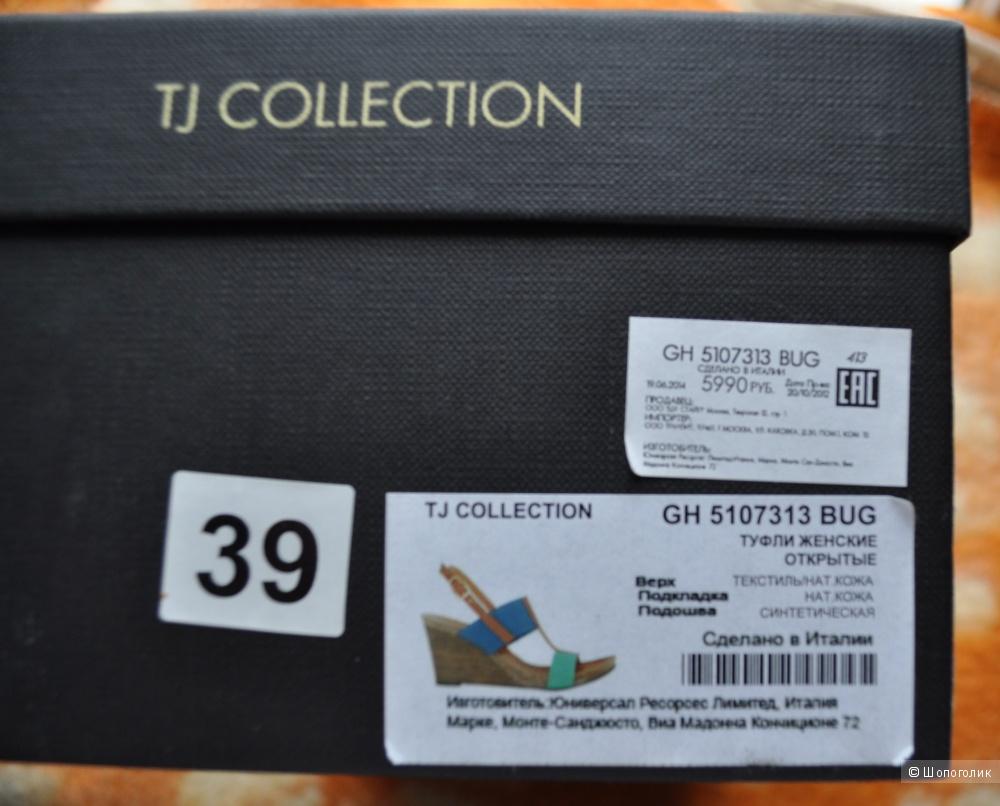 Босоножки TJ collection 39