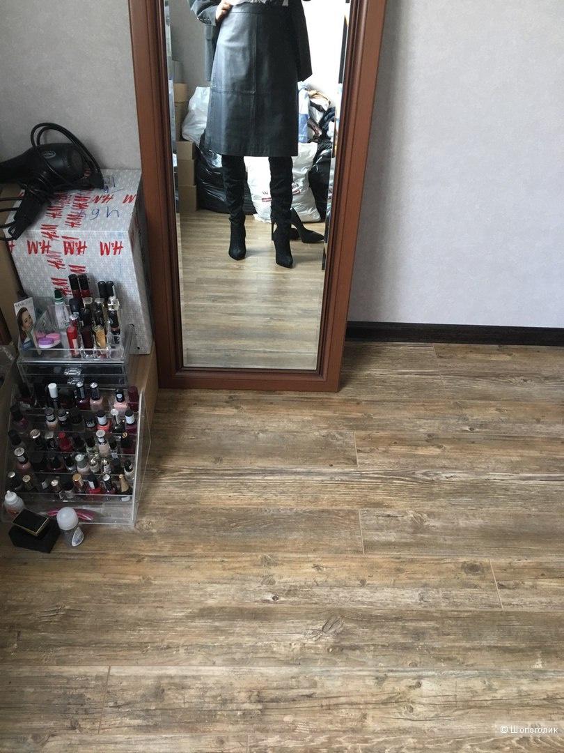Кожаная юбка Asos 32 евро