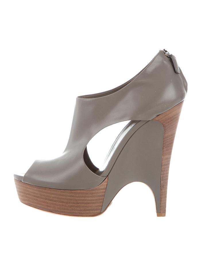 Туфли черные Gucci, 36IT
