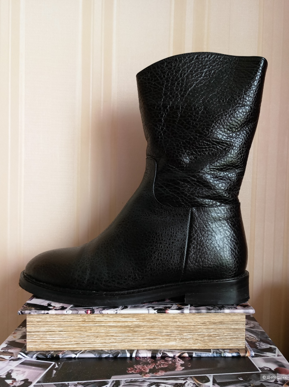 Ботинки зимние Velvet размер 39