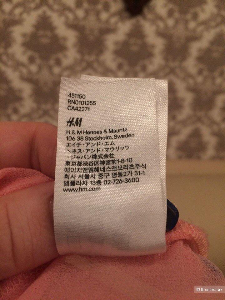 Блузка H&M р.S
