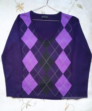 Джемпер Burlington Authentic Purple размер М