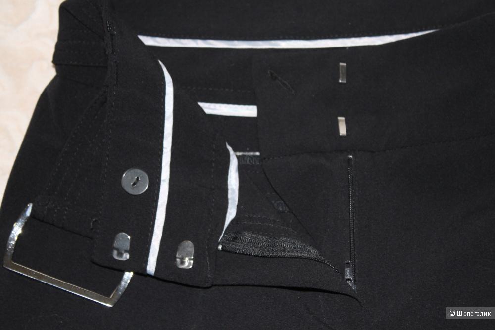 Укороченные брюки  бренда Viacortesa, размер 46-48