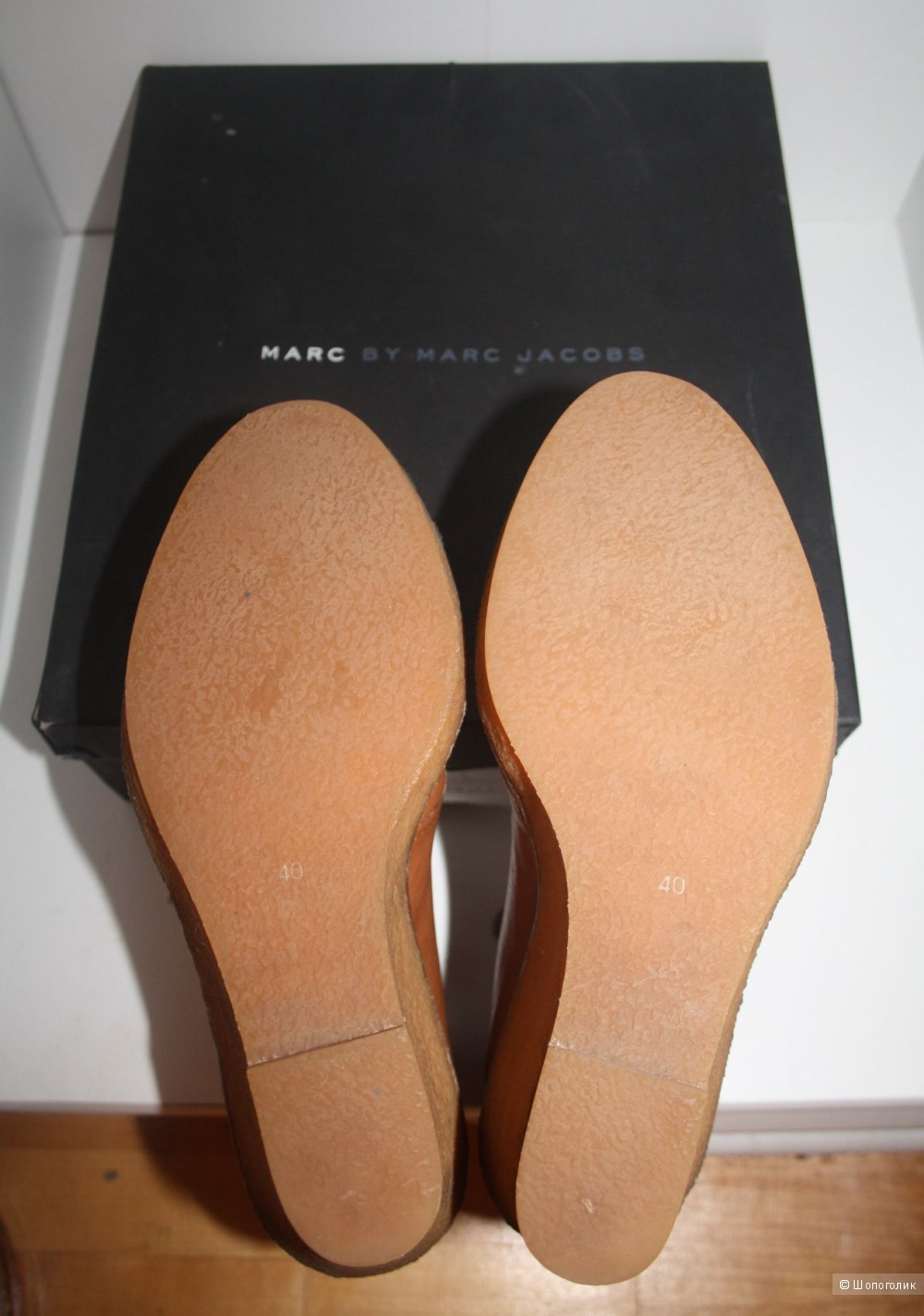 Ботильоны Marc Jacobs 39  - 40 размер
