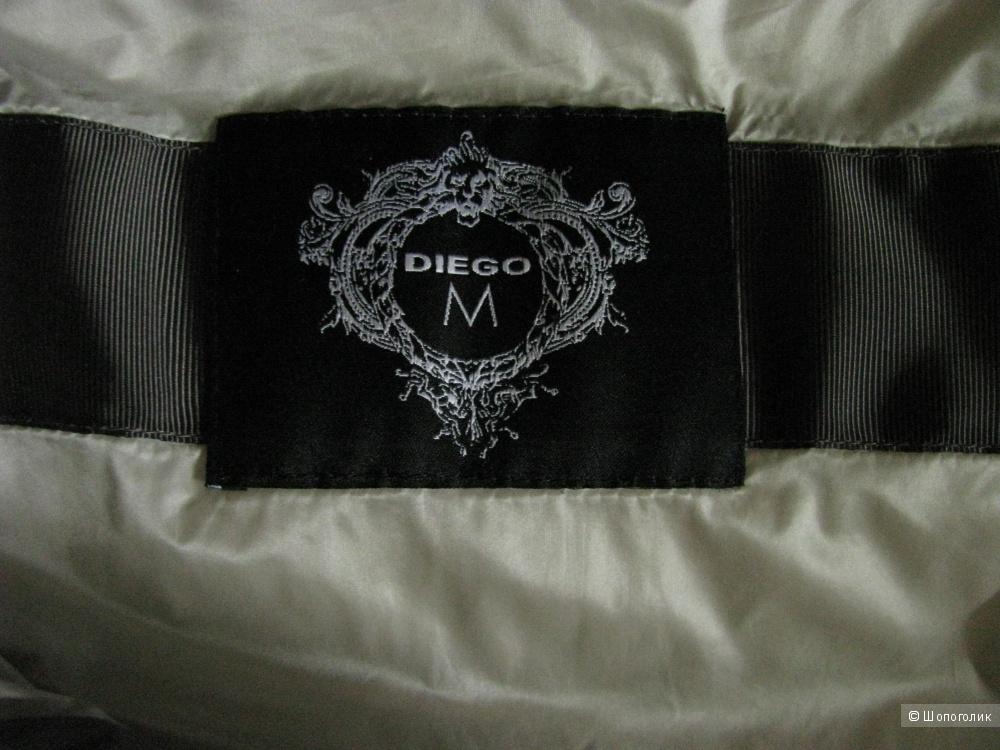 Пуховик DiegoM, размер 46
