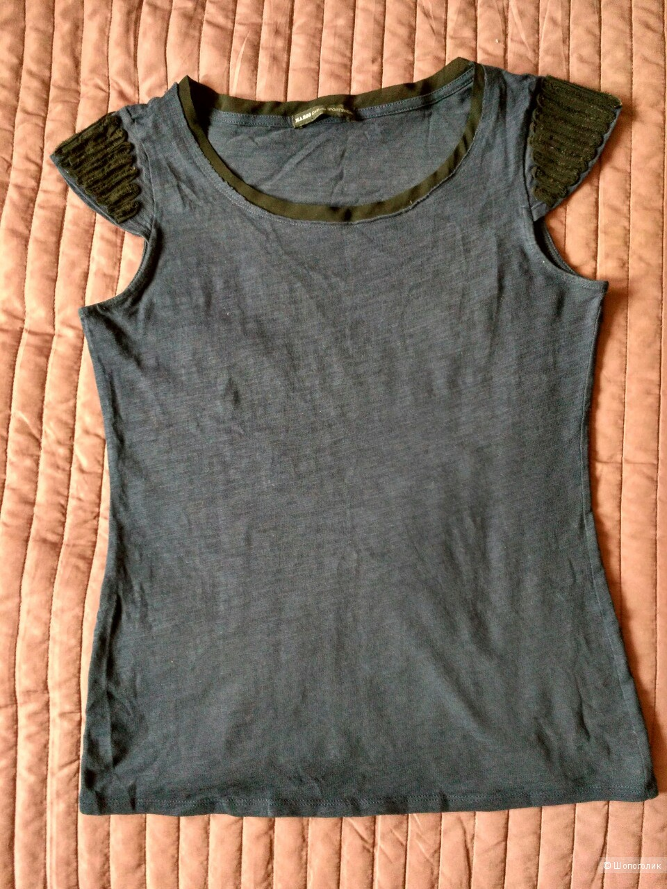 Джинсы Motivi и футболка Mango сетом, XS