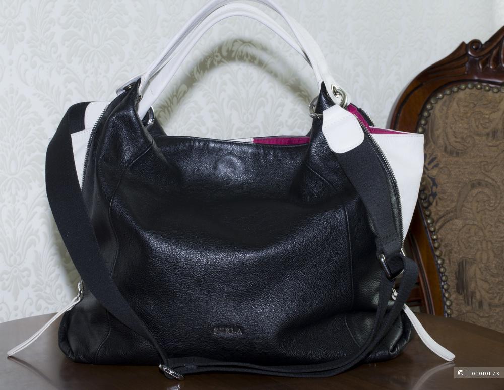 Furla Elisabeth - сумка-хобо женская,  medium