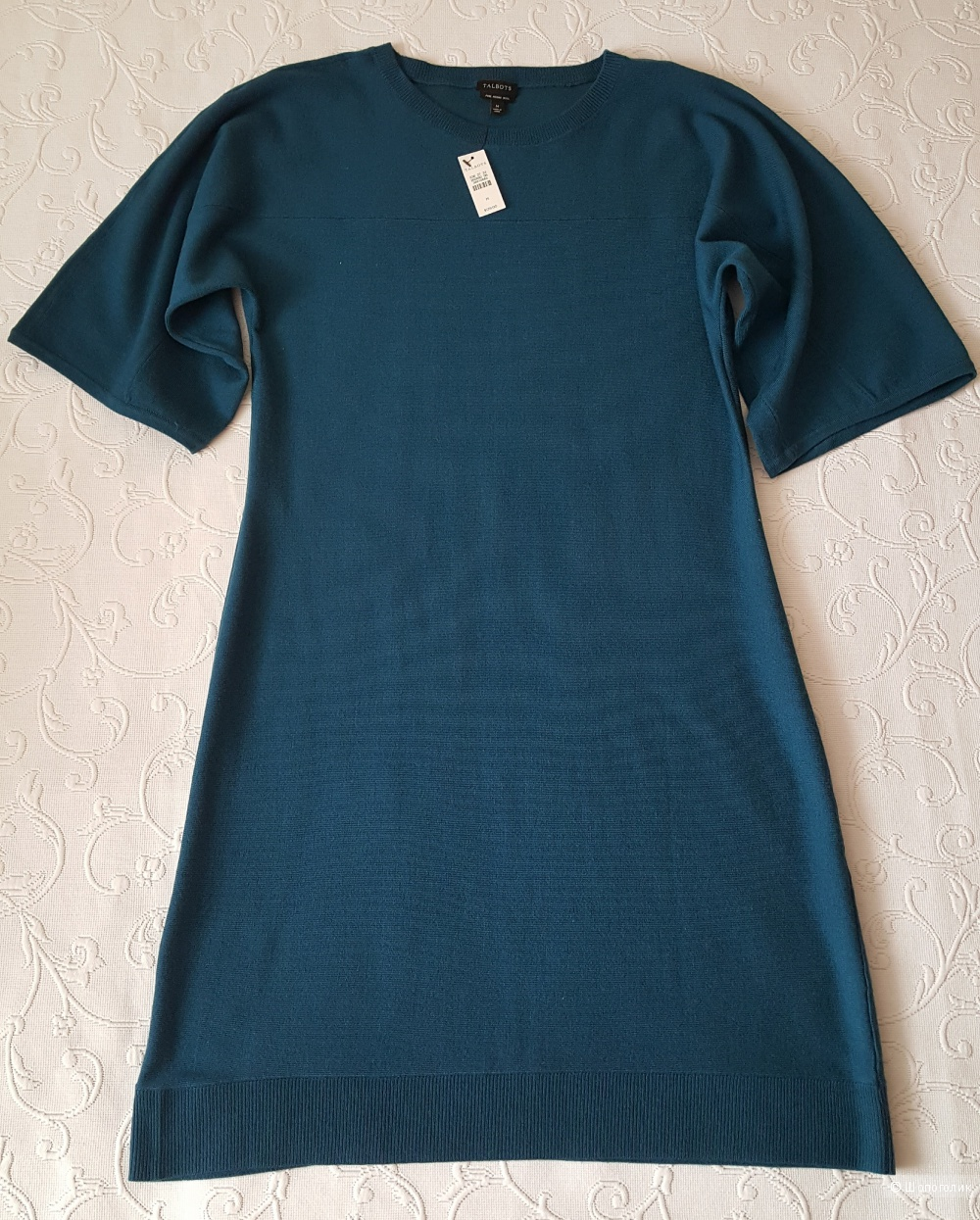 Шерстяное платье Talbots р. M
