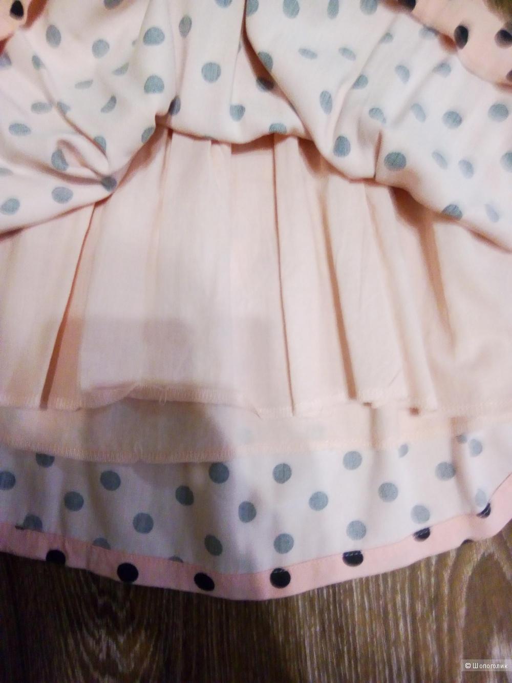Платье UNSEA girl размер 92