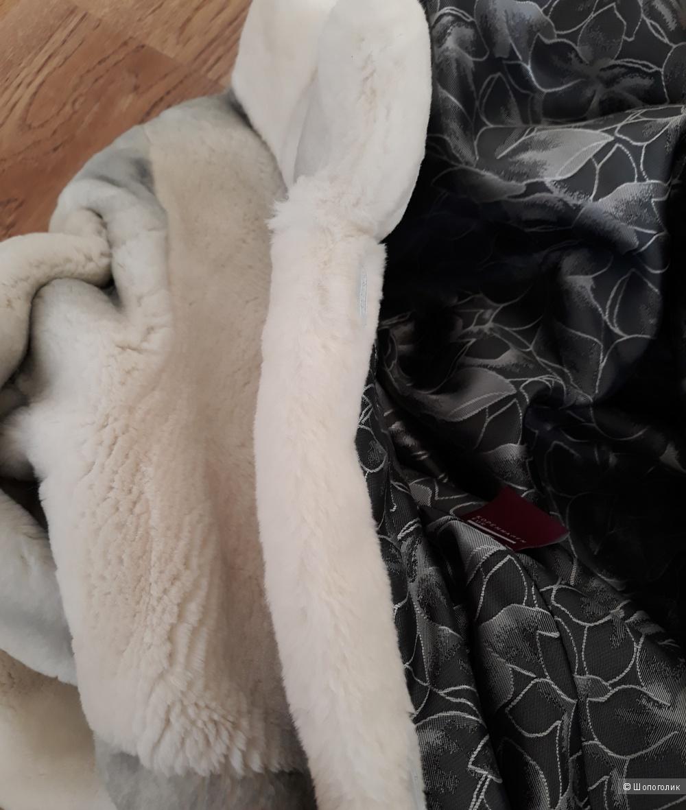 Пальто из стриженой норки, MalaMati, размер 42-44