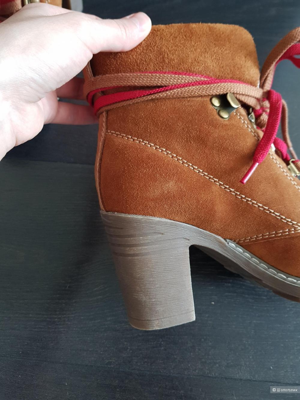 Ботинки der Spur 38 размер
