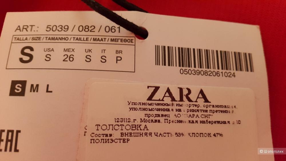 Свитер ZARA разм.S русск. 44-46