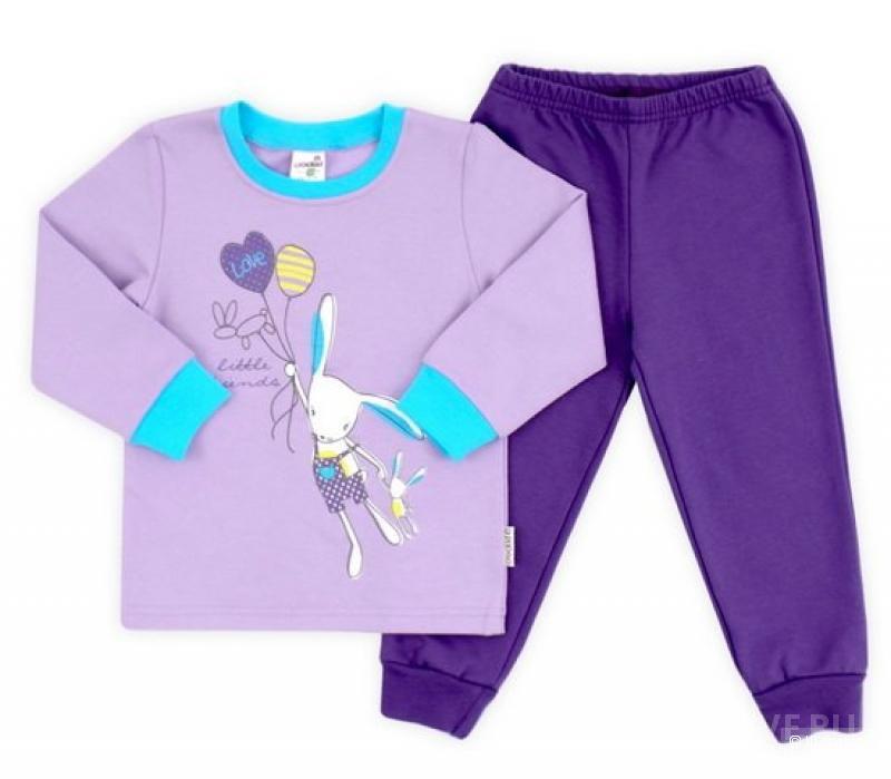 Пижама  Crockid на рост 80-86 см