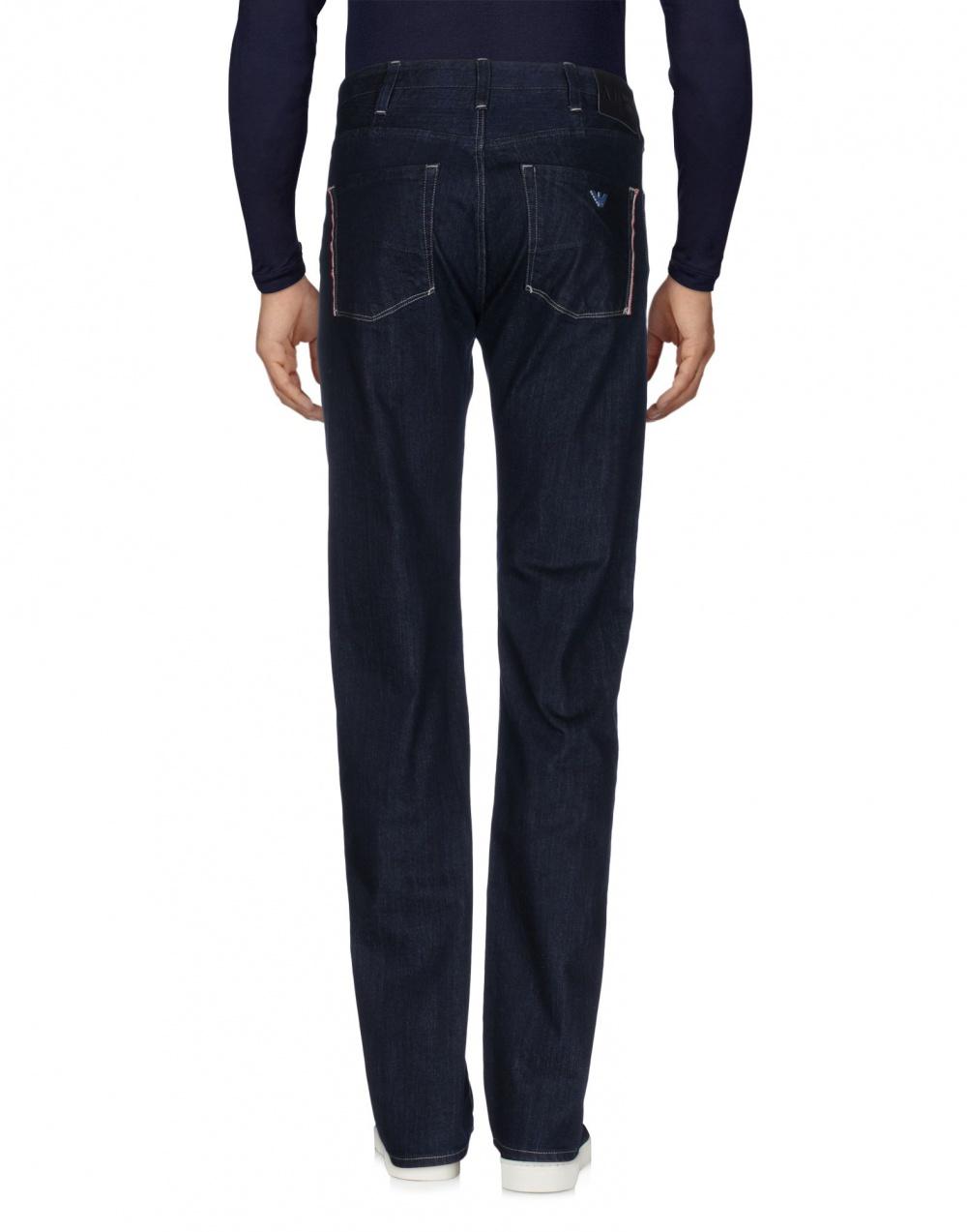 Мужские джинсовые брюки ARMANI JEANS, 30W-34L