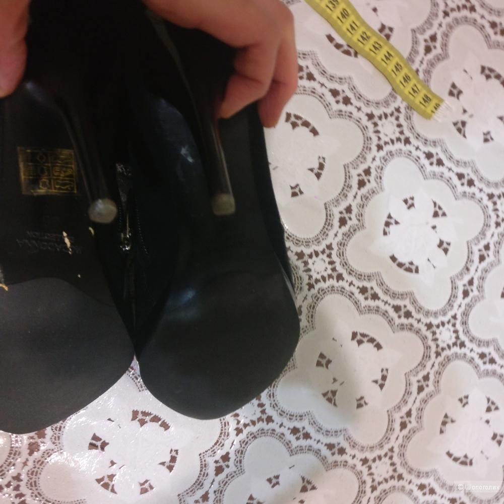 Сапоги и туфли сетом 35-36