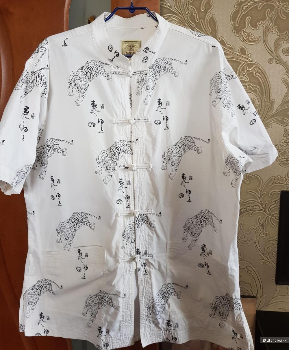 Мужская рубашка, Karblong, XL-XXL