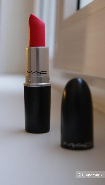 Матовая помада Retro Matte Lipstick Rouge a levres оттенок relentlessly red